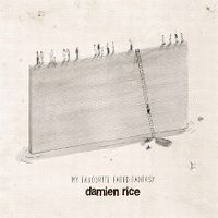 Cover Damien Rice - My Favourite Faded Fantasy