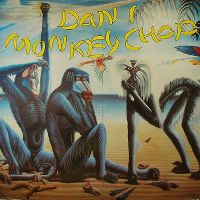 Cover Dan-I - Monkey Chop