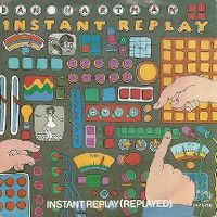 Cover Dan Hartman - Instant Replay