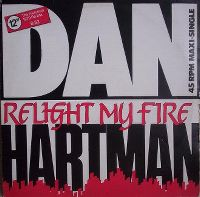 Cover Dan Hartman - Relight My Fire