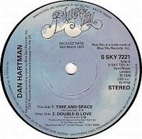 Cover Dan Hartman - Time And Space