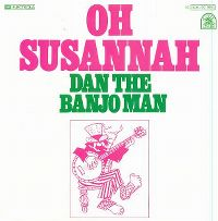Cover Dan The Banjo Man - Oh Susannah
