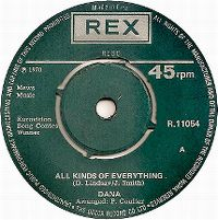 Cover Dana - All Kinds Of Everything