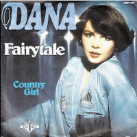 Cover Dana - Fairytale