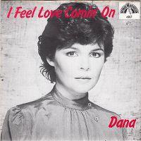 Cover Dana - I Feel Love Comin' On