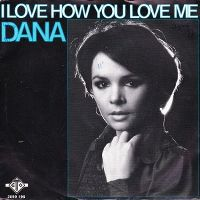 Cover Dana - I Love How You Love Me