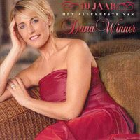 Cover Dana Winner - 10 jaar - Het allerbeste van