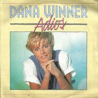 Cover Dana Winner - Adios
