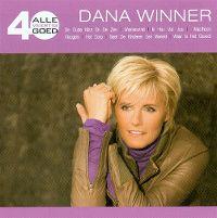 Cover Dana Winner - Alle 40 goed