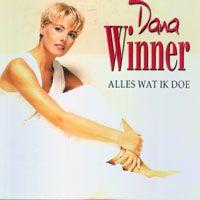 Cover Dana Winner - Alles wat ik doe