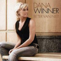 Cover Dana Winner - Beter van niet