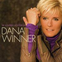 Cover Dana Winner - De vlinders achterna