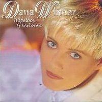 Cover Dana Winner - Hopeloos en verloren