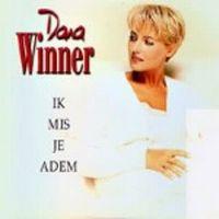 Cover Dana Winner - Ik mis je adem