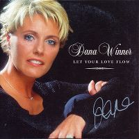 Cover Dana Winner - Let Your Love Flow
