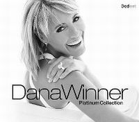 Cover Dana Winner - Platinum Collection