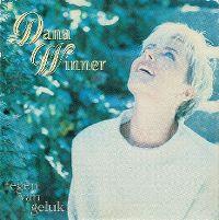 Cover Dana Winner - Regen van geluk