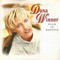 Cover Dana Winner - Volg je natuur