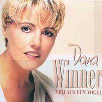Cover Dana Winner - Vrij als een vogel