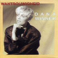 Cover Dana Winner - Wantrouwigheid