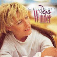 Cover Dana Winner - Wo ist das Gefühl?