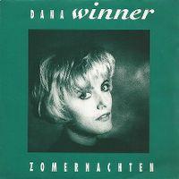 Cover Dana Winner - Zomernachten