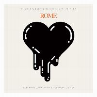 Cover Danger Mouse & Daniele Luppi starring Jack White & Norah Jones - Rome