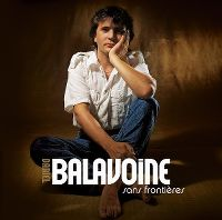 Cover Daniel Balavoine - Sans frontières