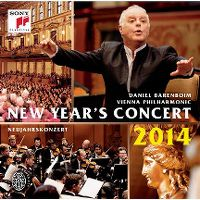 Cover Daniel Barenboim / Wiener Philharmoniker - Neujahrskonzert / New Year's Concert 2014