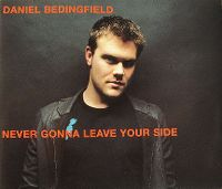 Cover Daniel Bedingfield - Never Gonna Leave Your Side