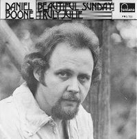 Cover Daniel Boone - Beautiful Sunday