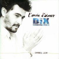 Cover Daniel Lévi - L'envie d'aimer