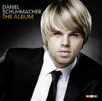 Cover Daniel Schuhmacher - The Album