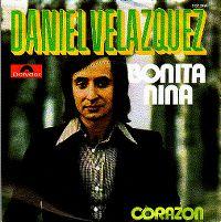 Cover Daniel Velazquez - Bonita niña