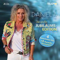 Cover Daniela Alfinito - Die große Jubiläums-Edition