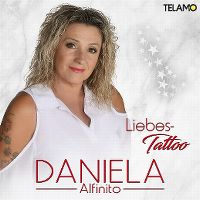 Cover Daniela Alfinito - Liebes-Tattoo