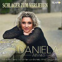 Cover Daniela Alfinito - Schlager zum Verlieben