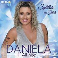 Cover Daniela Alfinito - Splitter aus Glück