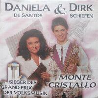 Cover Daniela de Santos & Dirk Schiefen - Monte Cristallo