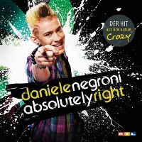 Cover Daniele Negroni - Absolutely Right