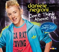 Cover Daniele Negroni - Don't Think About Me