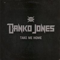 Cover Danko Jones - Take Me Home