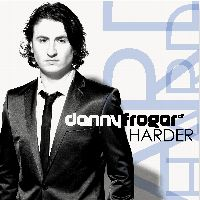 Cover Danny Froger - Harder