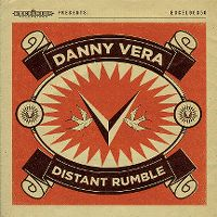 Cover Danny Vera - Distant Rumble