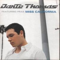Cover Dante Thomas feat. Pras - Miss California