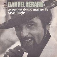 Cover Danyel Gérard - Avec ces deux mains là