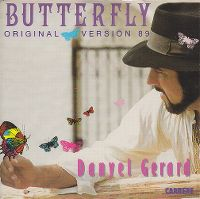 Cover Danyel Gérard - Butterfly '89