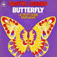 Cover Danyel Gérard - Butterfly