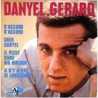 Cover Danyel Gérard - D'accord, d'accord