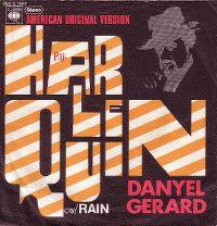 Cover Danyel Gérard - Harlequin